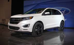 2015 ford edge official photos and info u2013 news u2013 car and driver