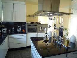 cuisine cuisson stupéfiant cuisine avec ilot central evier central avec plaque de