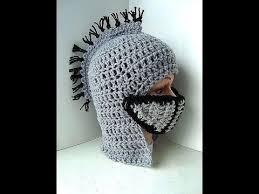crochet pattern knight helmet free diy knight s helmet hat free crochet tutorial king arthur s court