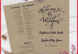 how to make wedding program fans how to make a wedding program wedding photography