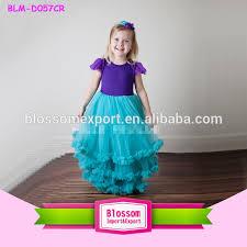 latest baby clothes designs cap sleeve ruffles maxi dresses plus