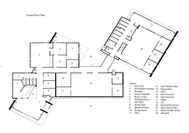 Ground Floor Plan Gallery Of City Of Hindmarsh Shire Council U0027s New Civic Centre
