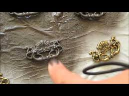 Hardware For Bedroom Furniture by Spray Painting Hardware Revamping Bedroom Furniture Youtube