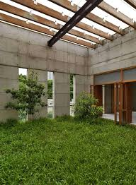 House With Pools Rafiq Azam House With Pool Of Water In Dhaka Floornature