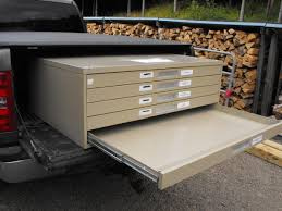 Flat File Cabinet Wood by File Cabinets Appealing Map File Cabinet Inspirations Map File