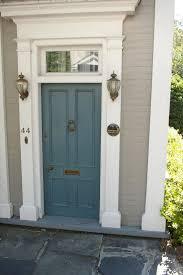 Exterior Door Paint Ideas Front Door Colors Peytonmeyer Net