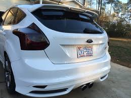 Plasti Dip Smoke Tail Lights Tail Lights How Do You Smoke Them Or Are Aftermarket Ones
