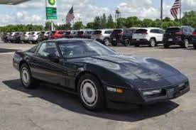 1987 corvette specs 1987 chevrolet corvette for sale in