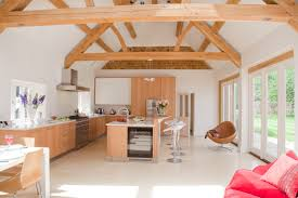 barn conversion kitchen designs large farmhouse l shaped eat in