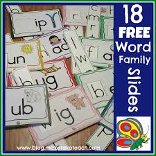 family theme page spelling worksheets at com endear word families