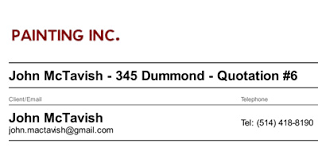 simple quotes u0026 estimates fast cost jobs one click invoice for