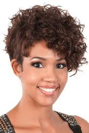 hairstyles short on top long on bottom motown tress go girl wig ggc 96 curly wig and shorts