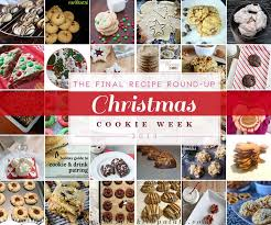 christmas cookie week 2014 final cookie round up tsp