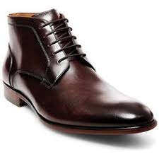 baronett men u0027s dress ankle genuine all leather boots 7920 brown