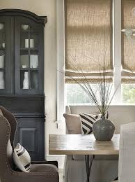 Window Treatments Dining Room Dining Room Hutch Charcoal Dining Room Hutch Interior Design By