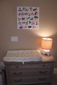 Decorating Ideas For Dresser Top by Baby Room Wonderful Beige Dresser With Floating Changing Pad With