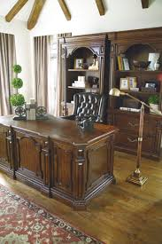 ashley furniture desks home office i love the carvings on this villa desk great for any weekend home