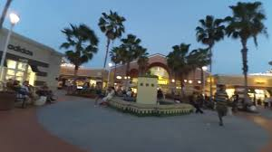 Map Of Premium Outlets Orlando by Premium Outlets Orlando At Night Youtube