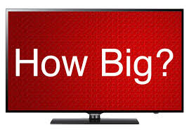 pics of a tv tv size and viewing distance calculator inch calculator