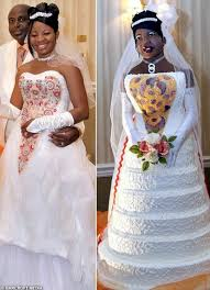 wedding cake fails check out these wedding cake fails at least they tried