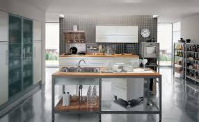 kitchen modern apartmnet kitchen decor with minimalist galley