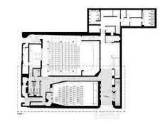 Movie Theater Floor Plan Gallery Of Zoetrope Cinema Adh 12 Cinema Cinema