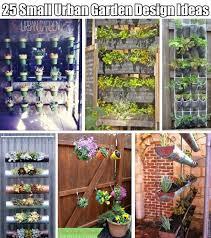 Diy Landscaping Ideas 25 Small Urban Garden Design Ideas Diy Cozy Home