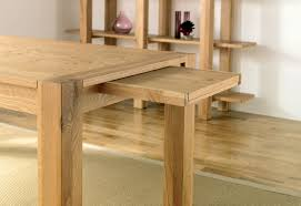 Extendable Table Mechanism by Lyon 6 8 Double End Extending Table