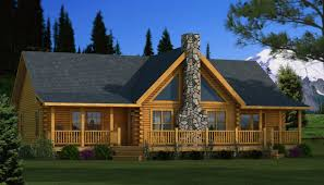 Luxury Log Cabin Floor Plans Adair Log Home Plan Southland Log Homes House Plans