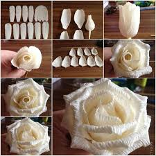 paper roses time to craft these amazing corrugated paper roses