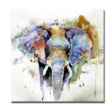 popular big elephant wall art buy cheap big elephant wall art lots