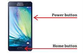 how to take a screen on an android how to screenshot samsung galaxy a3 a5 and a7