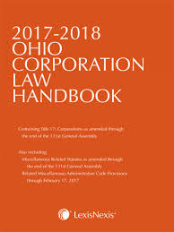 ohio corporation law handbook lexisnexis store