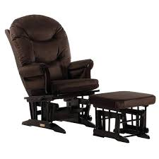 reclining glider and ottoman glider chair with ottoman sale