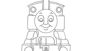 fashion thomas tank engine christmas coloring pages free