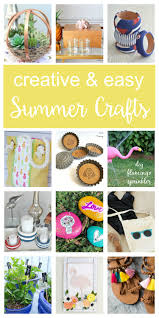 summer crafts ideas merry monday 157 two purple couches
