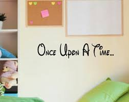 Disney Bedroom Wall Stickers Disney Wall Decal Etsy