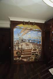 Fresque Chambre Fille by 86 Best Fresque Et Peinture Murale Dans Les Chambres D U0027enfant