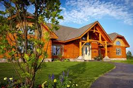 log homes overview the sansin corporation