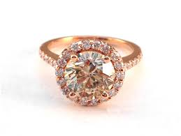 gold engagement ring setting only rosepink gold european engagement rings from mdc diamonds nyc