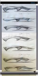 Knife Patterns Best 25 Knife Making Ideas On Pinterest Knife Making Tools