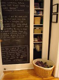 Chalkboard Home Decor Wall Decorating Ideas For Your New Home Moving Happiness Home