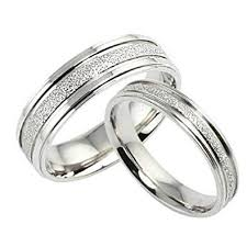 couple rings silver images Wedding rings for men and women rings silver couple jpg
