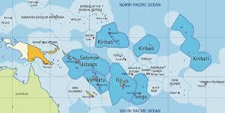 Solomon Islands Map Macbio Marine And Coastal Biodiversity Management In Pacific