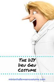 dru gru costume despicable me 3 character costumes