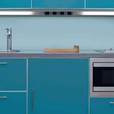 fabriquer sa cuisine en mdf moderniser une cuisine en relookant façades crédence et plan de