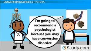 Hysterical Blindness Definition Conversion Disorder Definition Causes And Treatment Video