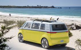 volkswagen microbus 2017 volkswagen u0027s iconic campervan is back with an eco friendly twist