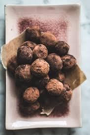 lavender truffles baking magique