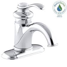 Bathroom Faucets Pictures Kohler Devonshire Single Hole Single Handle Water Saving Bathroom
